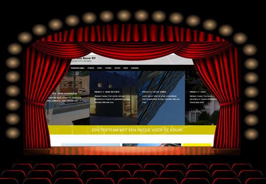 Nieuwe website Bertens Bouw